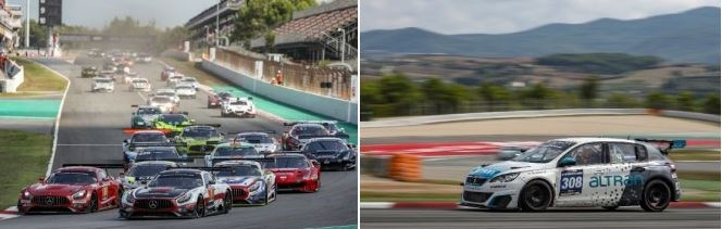 Showdown in 24H SERIES Europe with Hankook 24H BARCELONA