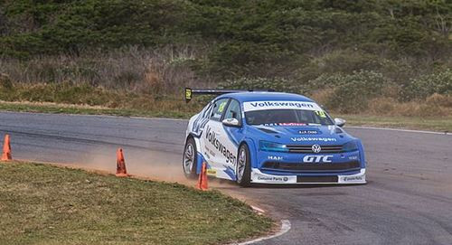 Global Touring Cars (GTC) Start-finish victory for Keagan Masters