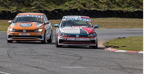 Volkswagen Polo Cup- Double win for Jeffrey Kruger