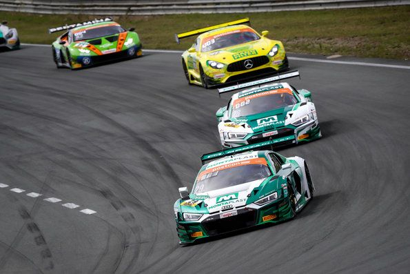 Montaplast by Land-Motorsport successful at Zandvoort