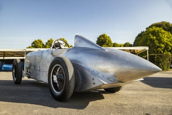Pebble Beach Concours d'Elegance 2019: Driving premiere of the Mercedes-Benz SSKL streamlined racing car