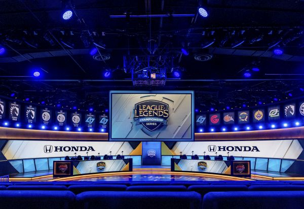 Honda Increases Stake in Esports with Riot Games League of Legends Championship Series Partnership