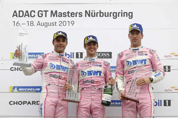 Nürburgring Porsche Carrera Cup race 1 result and classification