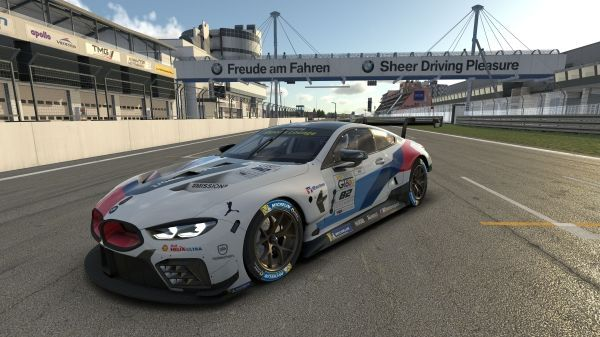 Sim racing: BMW works drivers Bruno Spengler and Nick Catsburg to compete at the 'ADAC Digital GT500'.