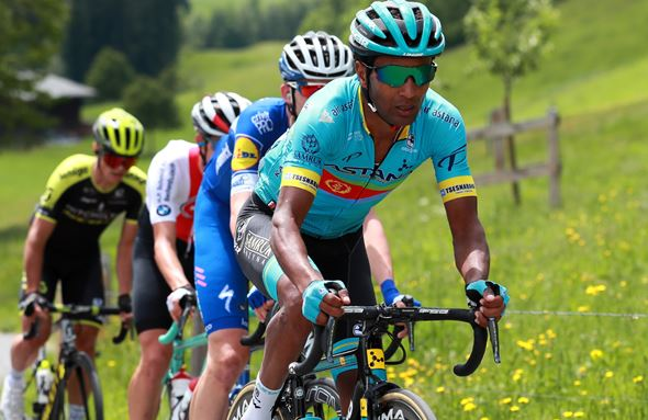 Astana Pro Team prolongs with Merhawi Kudus