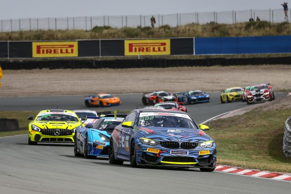 ADAC GT4 Germany: Second win of the season for RN Vision STS