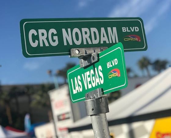 CRG NORDAM gets the ball rolling for the XXIII Supernats in Las Vegas