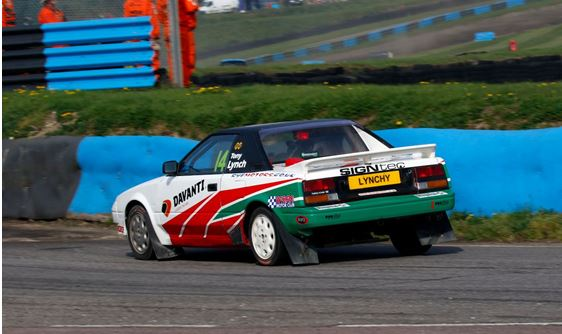 Tony Lynch to make Retro Rallycross return at Lydden Hill