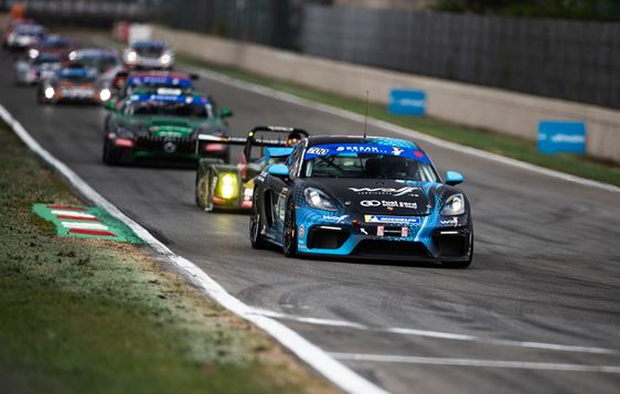 The highlight of the season for the Porsche Endurance Trophy Benelux at Zolder
