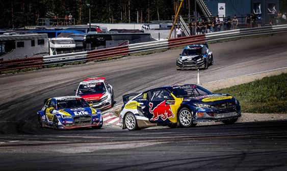 RallyX Nordic - Wide-open title fight continues into Kouvola