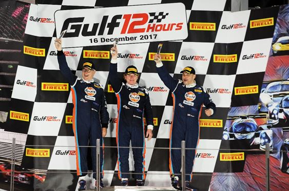 United Autosports to enter Gulf 12 Hours with two Ligier JS P3s
