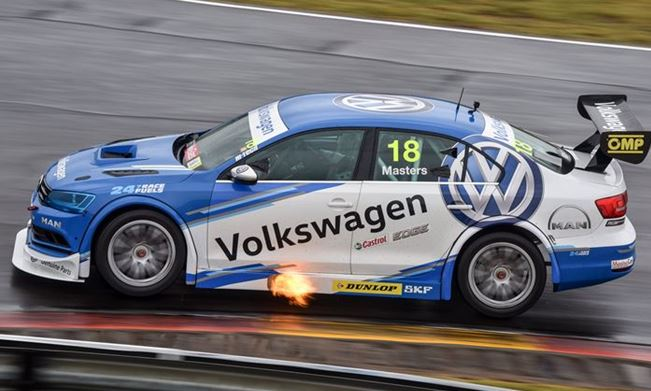 Volkswagen team heads to fast and spectacular East London circuit for Round 6 of GTC series