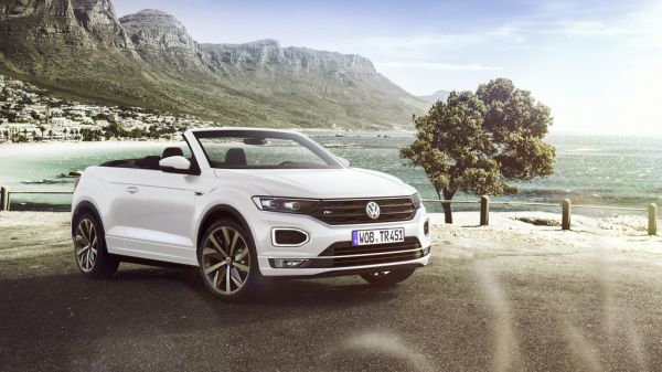 "The new T-Roc Cabriolet ""Accept no roof!"""