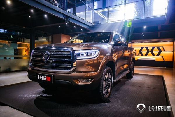 Great Wall's new P Series Pickup launched, Aiming at the World's Top Three