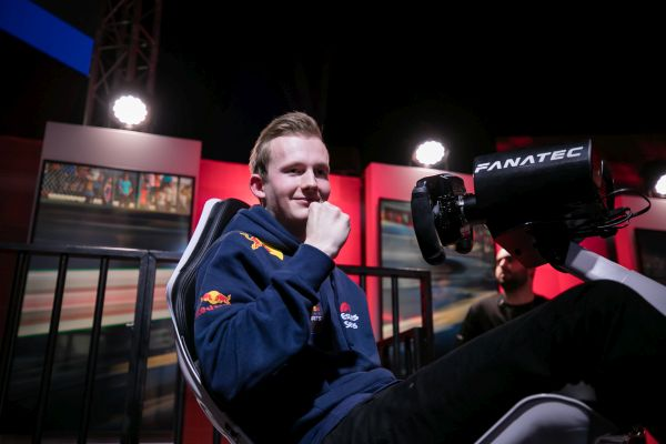 Victory for Red Bull Racing Esports Team