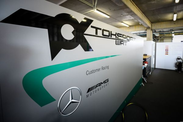 Toksport WRT in ADAC GT Masters debut with a Mercedes-AMG and experienced driver duo
