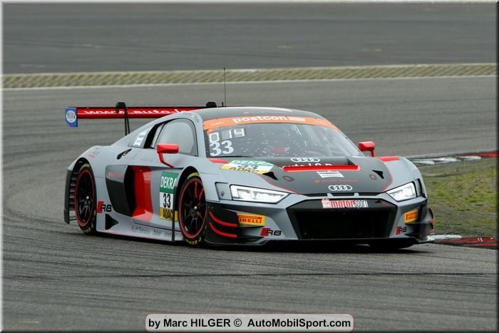 I.S.R. racing completed a challenging weekend at Nürburgring