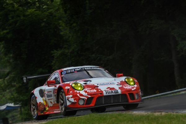 Endurance specialists Frikadelli Racing with guest start at Nürburgring