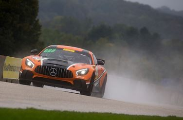 Mercedes-AMG Motorsport Customer Racing Team Murillo Racing Clinches Pirelli GT4 America SprintX East Am Championshi