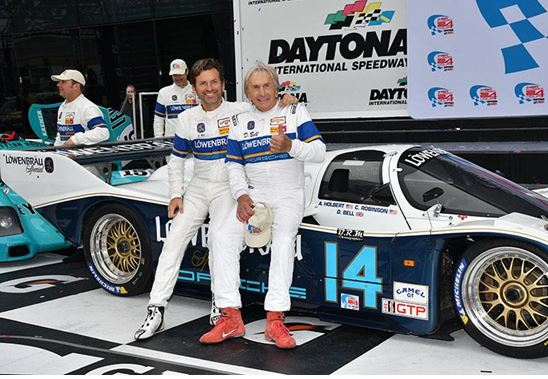 Late Drama and Emotional Finishes at Biggest HSR Classic Daytona presented by IMSA Classic 24-Hour Race