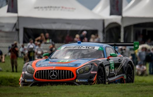 Lone Star Racing Earns Eighth Place Finish Sunday at VIR in IMSA WeatherTech Sports Car Championship Race