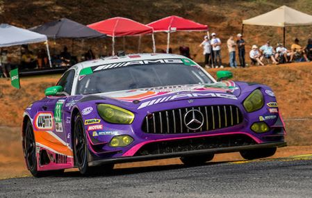 Mercedes AMG Motorsport Customer Racing Teams Road Atlanta races review