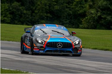 Mercedes-AMG Motorsport Customer Racing Teams Score Three Top-Eight IMSA Michelin Pilot Challenge Finishes