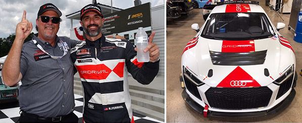 Moorespeed to Compete in IMSA Michelin Pilot Challenge GS in Audi R8 LMS GT4