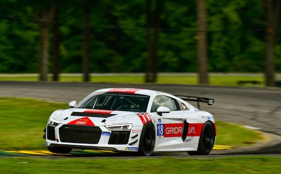 Moorespeed on Pace in Successful IMSA Friday Practice Sessions at Virginia International Raceway