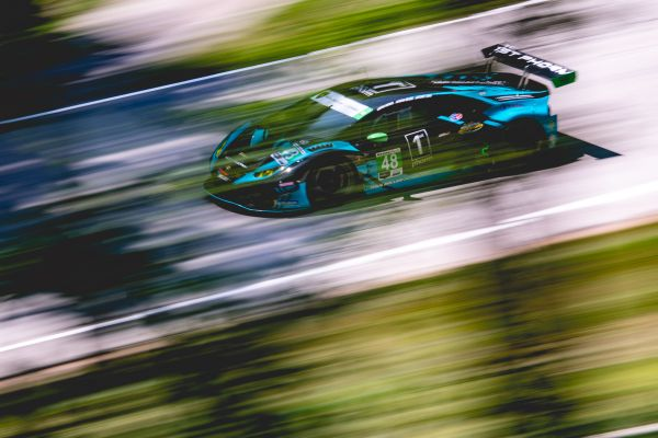 Paul Miller Racing looks to turn Laguna Seca qualifying pace into result