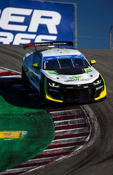 Rebel Rock Racing takes 10th at Laguna Seca