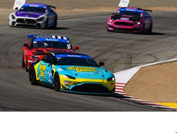 Clean Finish for Stoner Car Care Racing in Monterey