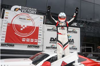Dyson Wins Big at Daytona in Trans Am Finale - race results