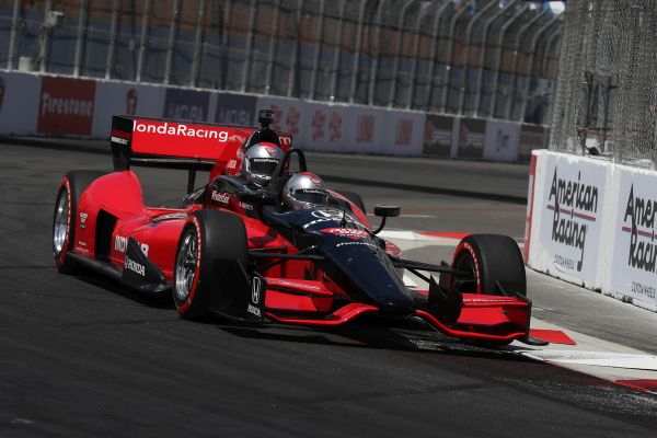 Colton Parayko to Ride in Honda's Fastest Seat in Sports 2-seat IndyCar