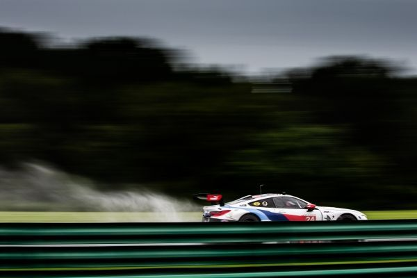 BMW Team RLL Qualifies 7th and 8th for Michelin GT Challenge at VIRginia International Raceway