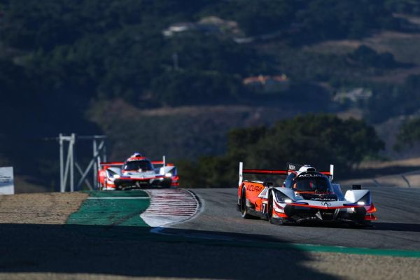 Acura Team Penske Dominates at Laguna Seca
