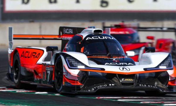 Acura Team Penske - Qualifying at Laguna Seca