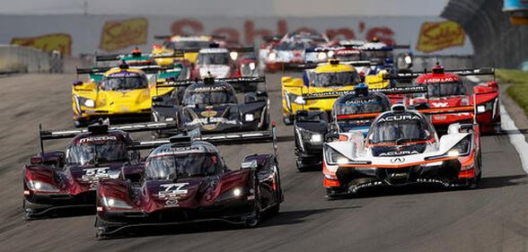 IMSA competitors, start your applications for 2020!