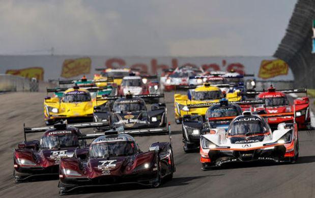 Daytona 24 Hours 2020 Entry List.2020 Imsa Weathertech Sportscar Championship Schedule