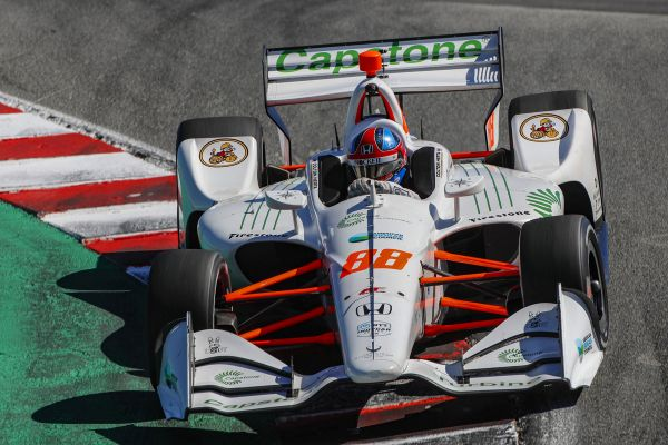 Colton Herta Leads Honda Sweep Indy Car Qualifying In Monterey