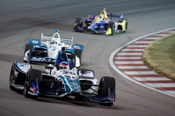 Bommarito Automotive Group 500 Indy Car race result