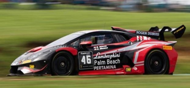 "Gdovic and Michimi Earn Victory at Their ""Home"" Track VIR"
