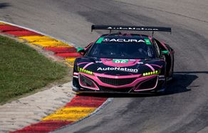 Multiple IMSA Championships in Sight for Meyer Shank Racing at Michelin Raceway Road Atlanta