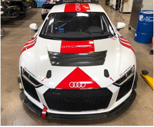 Moorespeed Set for IMSA Michelin Pilot Challenge Debut this Weekend at VIR with No. 18 Audi R8 LMS GT4