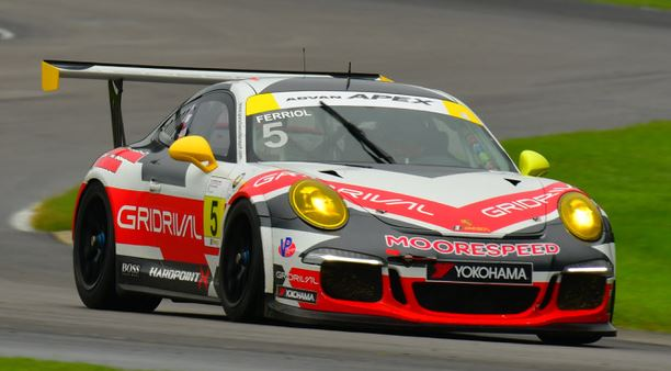 Moorespeed and Rob Ferriol Win IMSA Porsche GT3 Cup Challenge USA Race at VIRginia International Raceway