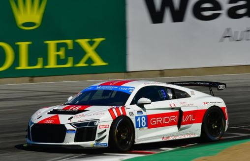 Moorespeed Finishes Fourth at WeatherTech Raceway Laguna Seca
