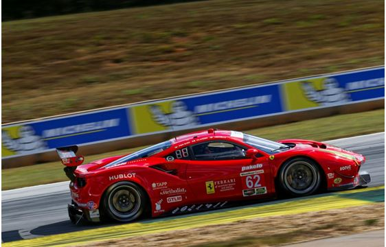 Risi Competizione announces entry and drivers for Petit Le Mans race 2019
