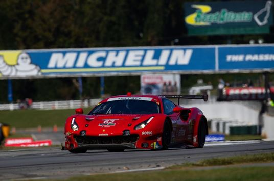 Risi Competizione Petit Le Mans preview - A race engineers' perspective