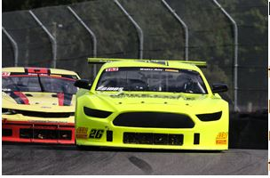 Mid-Ohio Sports Car Course - Trans Am Series Thursday review