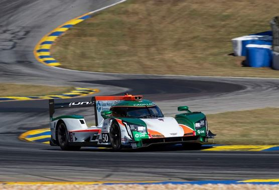 Will Owen Has Strong Run with Juncos Racing at Motul Petit Le Mans